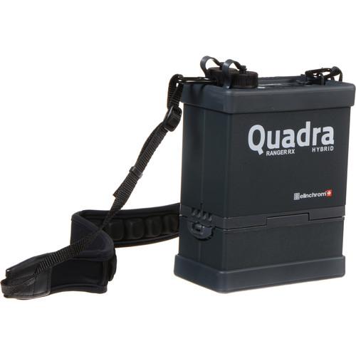 Elinchrom Quadra Hybrid RX AS with Li-Ion Battery