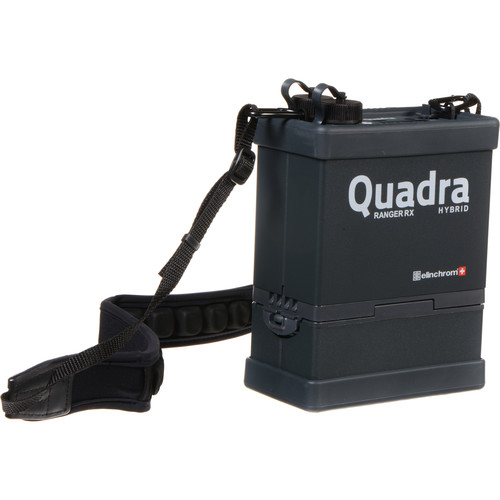 Elinchrom Quadra Hybrid RX AS with Li-Ion Battery