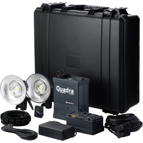 Elinchrom Quadra Hybrid AS RX Battery Flash System