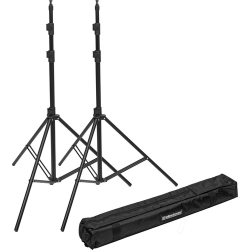 Elinchrom Stand Kit with Case (7.7')