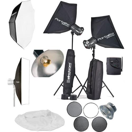 Elinchrom Scott Kelby's Light / Shoot / Retouch it Kit