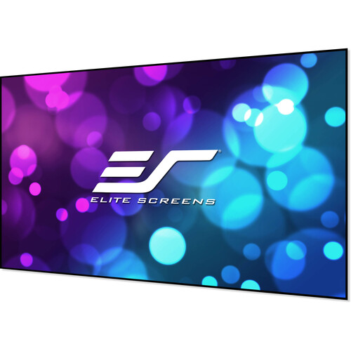 "Elite Screens Aeon/ FF 110""/16:9 - Acoustic Transparent Cinegrey 3D"
