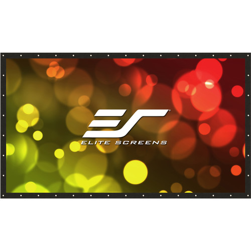 "Elite Screens DIY133H1 DIY Outdoor Projection Screen (DynaWhite, 133"")"
