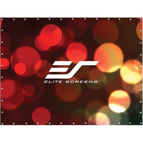 """Elite Screens DIY132RV DIY 69.1 x 122.8"""" Outdoor Projection Screen"""