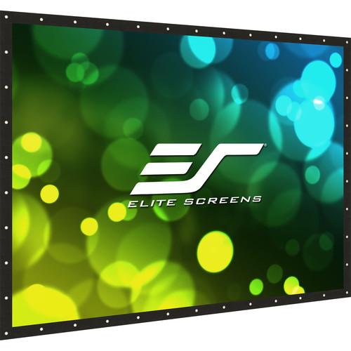 """Elite Screens DIY132RV1 DIY Pro 79.2 x 105.6"""" Outdoor Projection Screen"""
