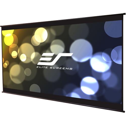 """Elite Screens Diy Wall Screen 116""""/16:9 for Indoor/Outdoor"""