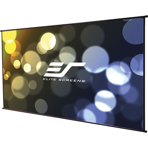 """Elite Screens Do-It-Yourself Outdoor Front Projection Wall Screen (56.5 x 100.4"""")"""