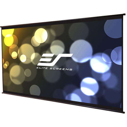 "Elite Screens DIY Portable Wall Screen, Version 2 (135"")"