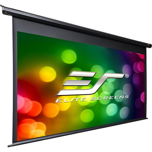 "Elite Screens Spectrum Series 125"" AcousticPro UHD Projection Screen"