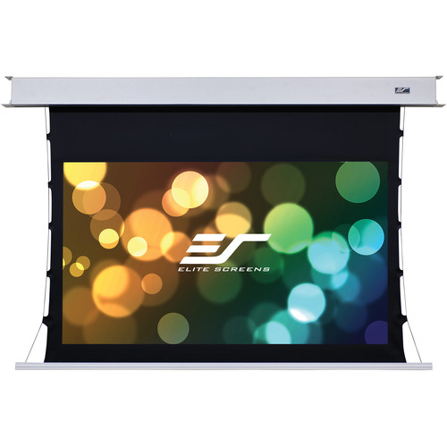 Elite Screens Evanesce Tab-Tension B ETB120HW2-E8 Projection Screen