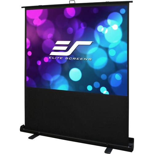 "Elite Screens Portable/ Ez Cinema 2 110""/16:10 -  MaxWhite 2/ Black Case/ With Bag"