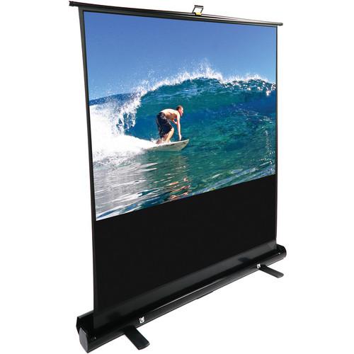 "Elite Screens F74XWV1 ezCinema Portable Front Projection Floor Screen (44.0 x 59.0"")"