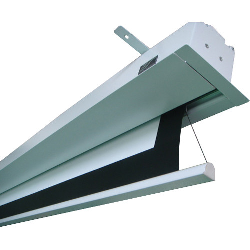 """Elite Screens 135"""" Evanesce In-Ceiling Electric Tab-Tensioned Projection Screen"""