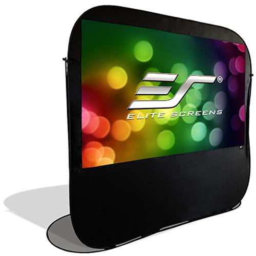 Elite Screens Pop-up Cinema POP84H Projection Screen
