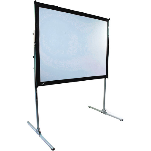 "Elite Screens QuickStand Portable Fixed Frame Projection Screen (72.0 x 96.0"")"