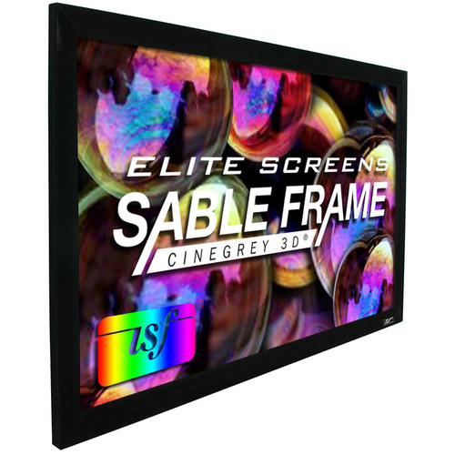 Elite Screens SableFrame ER135DHD3 Projection Screen