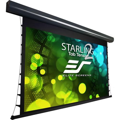 "Elite Screens 92"" CineGrey 5D Surface Type (16:9) Motorized Projector Screen"