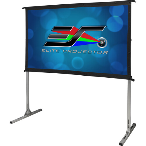 Elite Screens Oms58H2 Screen For Mosicgo Projector