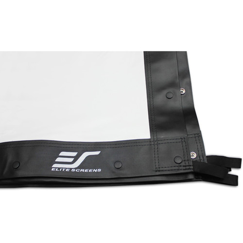 """Elite Screens 120"""" (4:3) Yard Master 2 Front Or Rear Optional Projector Screen Materials"""