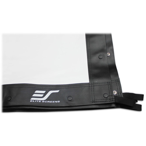 "Elite Screens Z-OMS135H2 Replacement Screen Surface for 135"" Yard Master 2 Series"