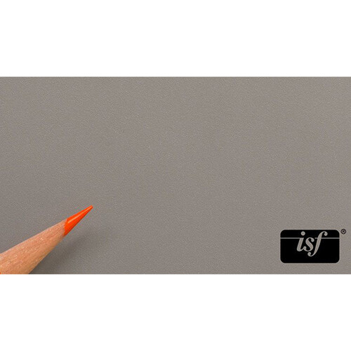 """Elite Screens Cinegrey 3D Front Projection Screen Material,110"""", 54x96"""",Ambient Light Rejecting"""