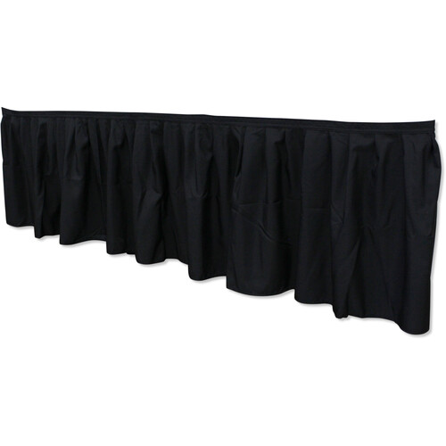 """Elite Screens Drape Kit For Yard Master 2 Plus Projection Screens 100 """" To  200"""" Models. 176.7"""" L X 60"""" H"""