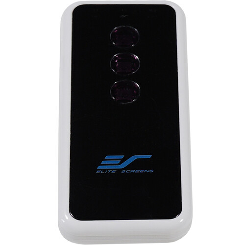 Elite Screens Radio Frequency (Rf) Remote for Electric Screens