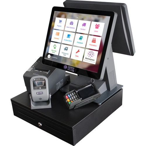 Elmer POS+ TouchScreen Point of Sale Bundle