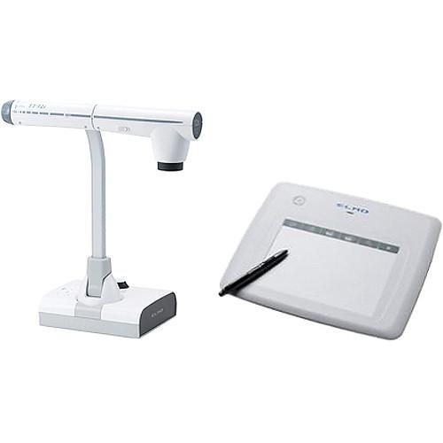 Elmo Vision Bundle: TT-12i Document Camera & CRA-1 Wireless Tablet