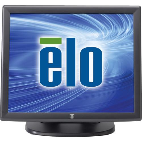 """Elo Touch 1915L 19"""" AccuTouch Antiglare LCD Desktop Touchmonitor (Dark Gray)"""