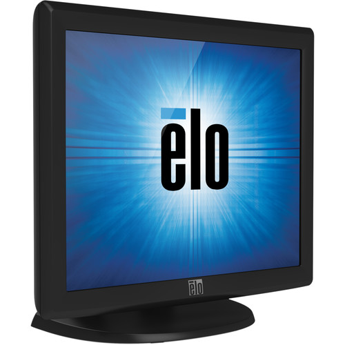 "Elo Touch 1715L 17"" LCD Desktop Touchmonitor (Dark Gray)"
