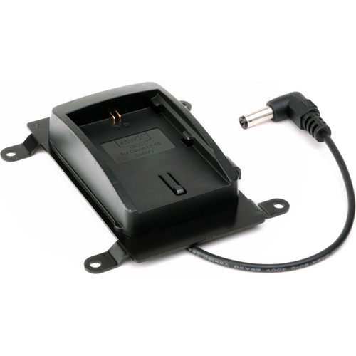 Elvid LP-E6 Battery Plate for CM7 FieldVision Monitor