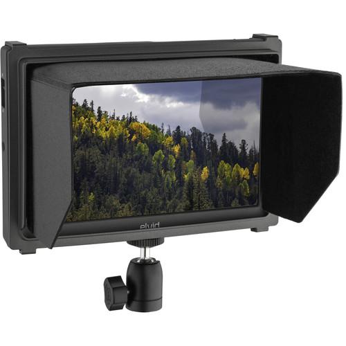 "Elvid FieldVision 7"" HDR IPS LCD On-Camera Monitor"