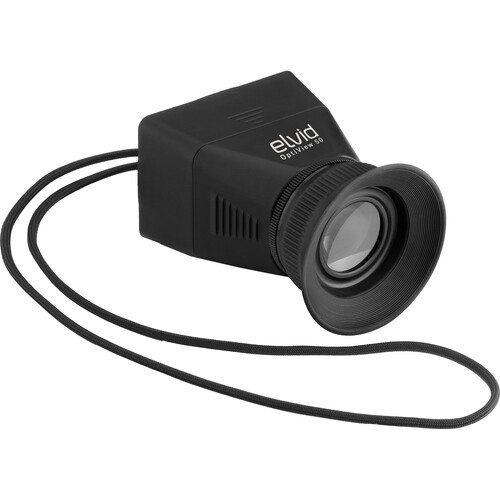 "Elvid OptiView 50 3.2"" LCD Viewfinder"
