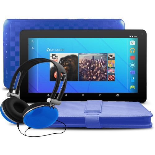 "Ematic 10"" EGQ223SK Tablet (Blue)"