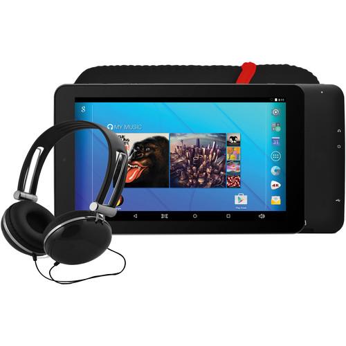 "Ematic 7"" EGQ367BD Tablet (Black)"