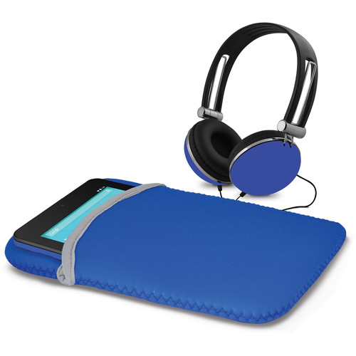 "Ematic EGQ373 7"" 16GB Tablet (Blue)"