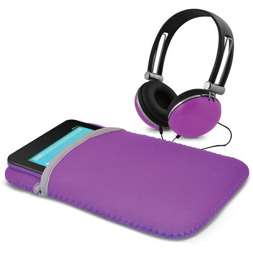 "Ematic EGQ373 7"" 16GB Tablet (Purple)"