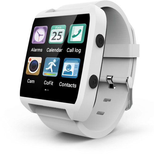 Ematic Smart Watch (White)