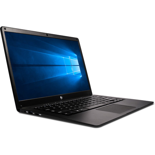 """Ematic 14.1"""" Laptop (Black)"""