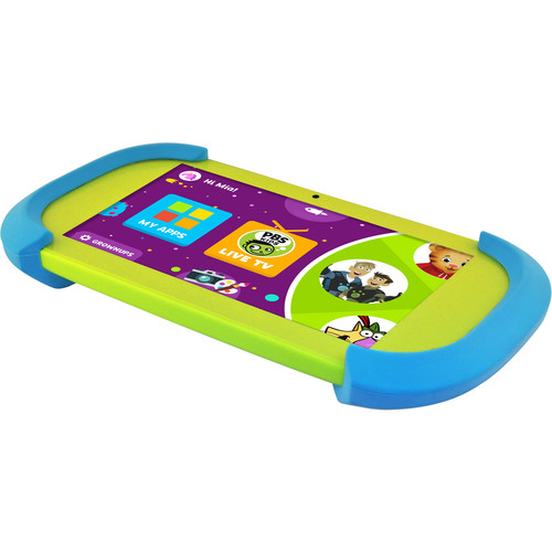 """Ematic PBS Kids Playtime Pad+ 7"""" Tablet for Kids"""