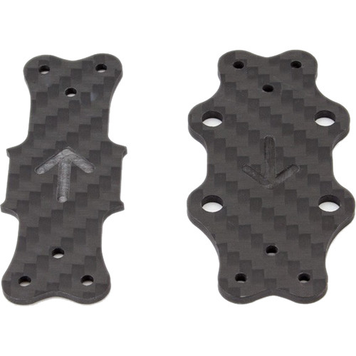 EMAX BabyHawk Race Parts - Carbon Mid Plate and Bottom Plate Pack