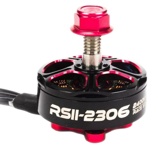 EMAX RSII 2306 Race Spec - Brushless Motor (4-6S)-1700KV CCW Thread