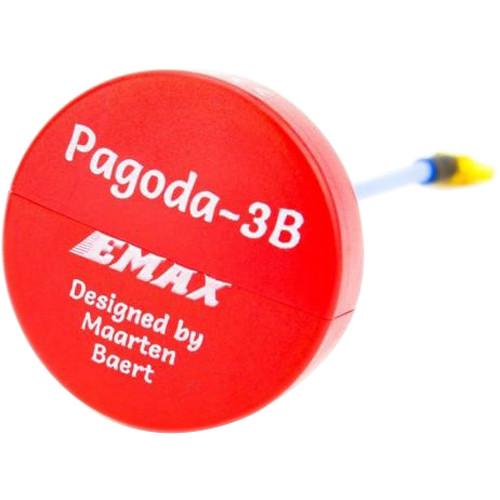 EMAX Pagoda 3B By Maarten Baert VTX Antenna-30mm RHCP Stubby