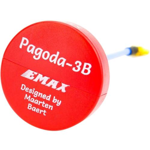 EMAX Pagoda 3B By Maarten Baert VTX Antenna-50mm RHCP