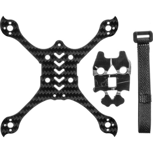 EMAX Babyhawk Race Pro 2.5 Parts (Bottom Plate Pack ,Nonslip Pad,And Battery Strap)