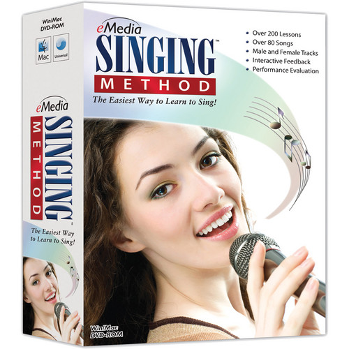 eMedia Music eMedia Singing Method