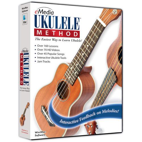 eMedia Music Ukulele Method - Ukulele Learning Software