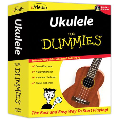 eMedia Music Ukulele For Dummies (Electronic Download, Mac)