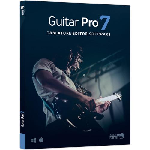 eMedia Music Guitar Pro 7